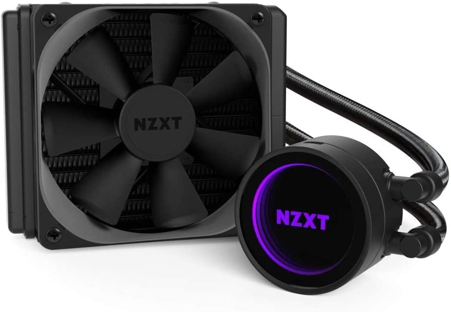 NZXT 120mm Kraken M22 RGB Intel/AMD All in One CPU Water Cooler