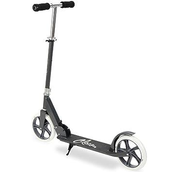 Olsson patinete con freno trasero T-Scooter rueda 200mm ...
