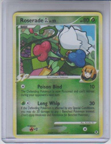 Roserade GL LV.22 Holo Rare Pokemon #12 Photo - Pokemon Gaming