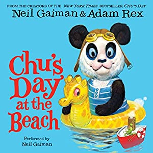 Chu's Day at the Beach Audiobook