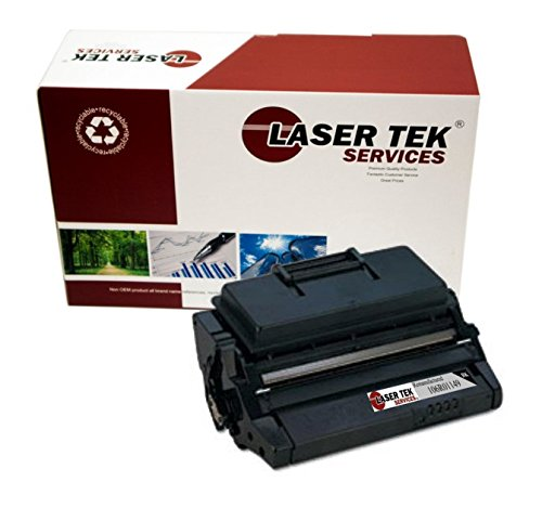 Laser Tek Services® Xerox 106R01149 Black High Yield Remanufactured Replacement Toner Cartridge for the Xerox Phaser 3500, Phaser 3500B, Phaser 3500DN, Phaser 3500N