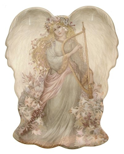 Bradford Exchange Collector plate A Symphony of Angels Serenity