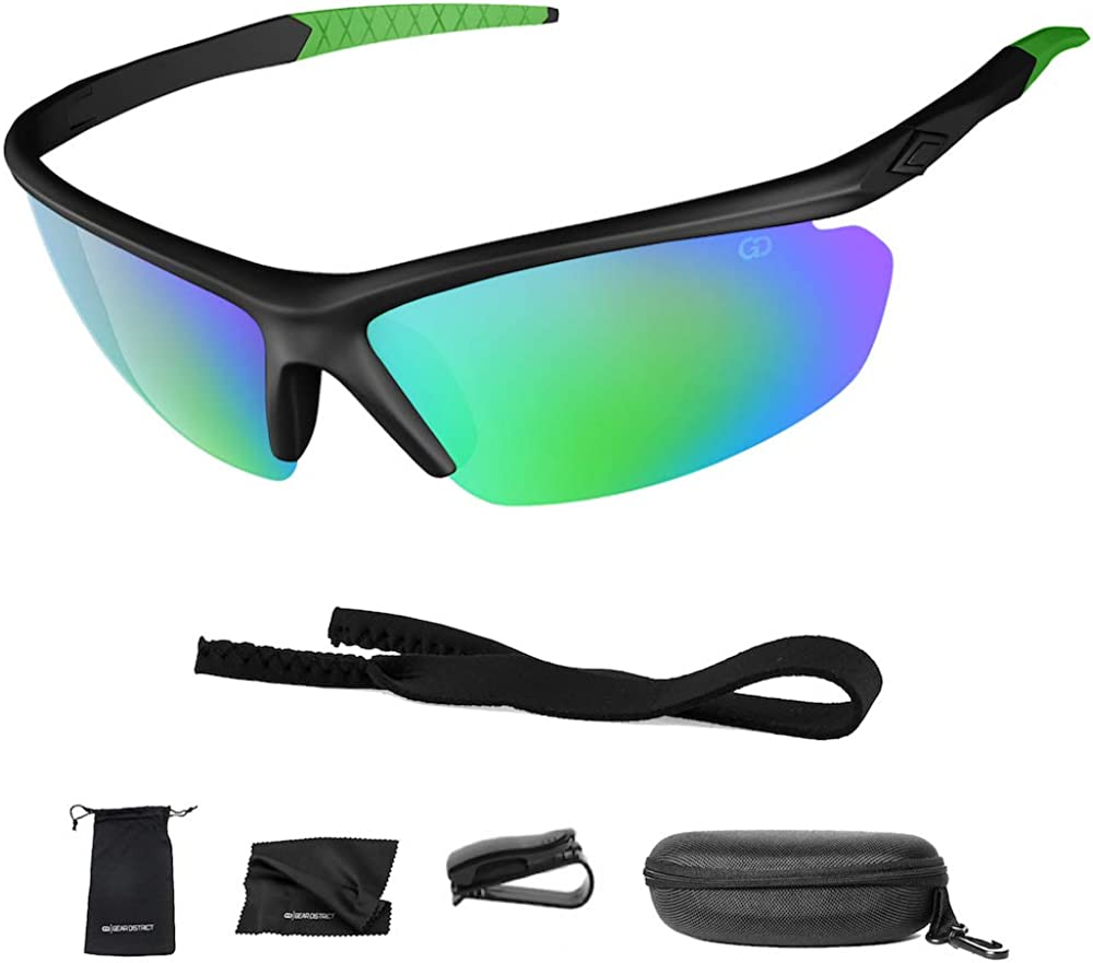 Polarized UV400 Sport...