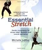 Essential Stretch, Michelle LeMay, 0399528938