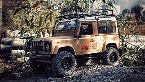 Defender D90 Jeep 4X4 Ready to Run Truck for 1/10 1/12 RC4WD AXIAL SCX10 Tamiya 6X6 4X4 Trucks TRX4 TRAXXAS Capo JK Cross RC