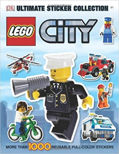 LOT OF 20 LEGO PEOPLE Stickers 24 Stickers Per Pack