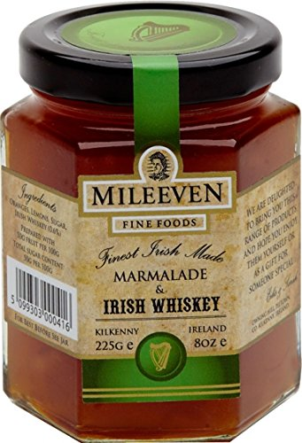 Mileeven Irish Whiskey Marmalade 225g (7.9oz) ()