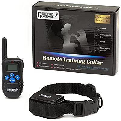 Pet Trainer with One Receiver, Black