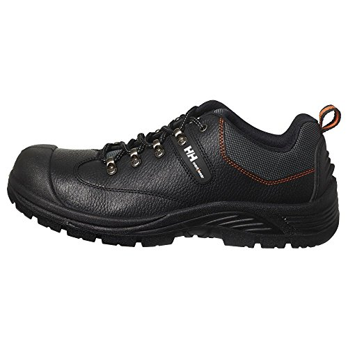 Helly Hansen Mens & Womens/Ladies Aker Low Cut Workwear Safety Boots Black
