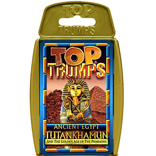 Ancient Egypt Top Trumps
