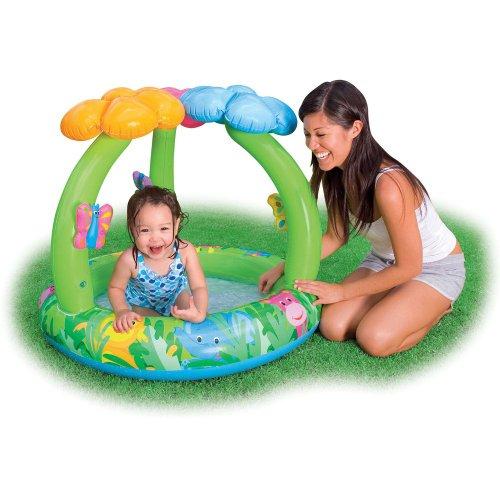 Intex Recreation Jungle Flower Baby Pool, Age (Flower Baby Pool)