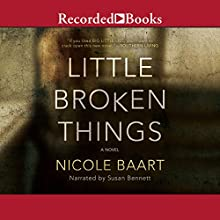 Little Broken Things Audiobook by Nicole Baart Narrated by Susan Bennett