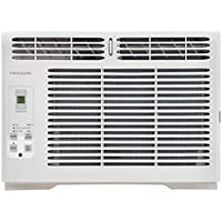 Frigidaire FFRA0522R1 5,000 BTU 16 Window-Mounted Room Air Conditioner in White