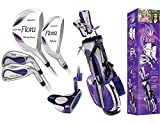 Intech Flora Junior Girls Golf Club Set (Right-Handed, Age 4 To 7)