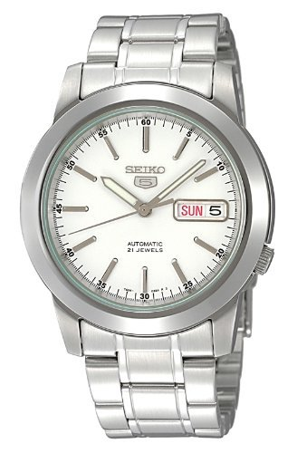 SEIKO watches SEIKO 5 automatic day date back overseas model SNKE49JC Mens made in Japan [
