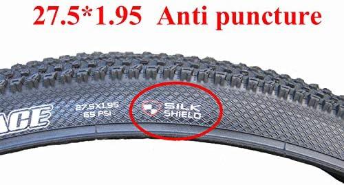Neumático de la Bicicleta MTB 26 26 * 2.1 * 27.5 1.95 60TPI ...