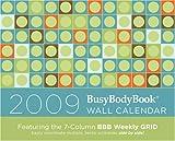 2009 BusyBodyBook Wall Calendar