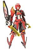 Kotobukiya Phantasy Star Online 2 Vermillion Guardian Shiki Plastic Model Kit