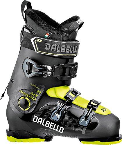 Dalbello Panterra MX 90 Ski Boots 2018 - 26.5/Black-Acid Yellow
