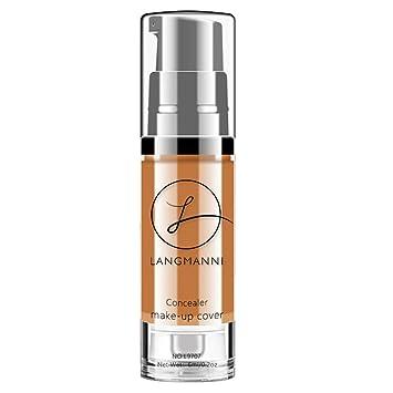 15 Ml Gesicht Haut Concealer Flüssige Foundation Feuchtigkeitsspendende Make-up Kosmetische Bb Creme Hot Schönheitsprodukte Bb & Cc Cremes
