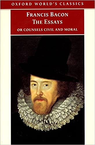 Libros descargables gratis. Oxford World's Classics. The Essays Or Counsels Civil And Moral: Essayes or Counsels, Civill and Morall (World Classics) PDF ePub