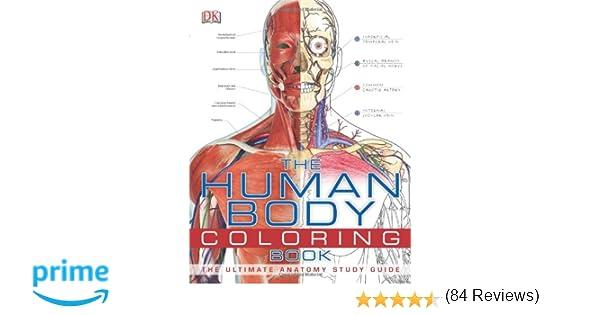 Amazon.com: The Human Body Coloring Book (8589097777771): DK ...
