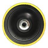BephaMart 100mm Polishing Plate Backer M10 Angle Grinder wheel Backing Pad For Polishing Disc