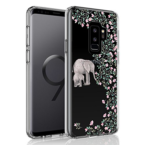 Galaxy S9 Plus Case, SYONER [Scratch Resistant]...
