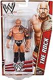 WWE Classics Signature Series The Rock Action Figure