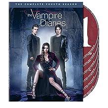 The Vampire Diaries: Season 4 by Warner Bros.