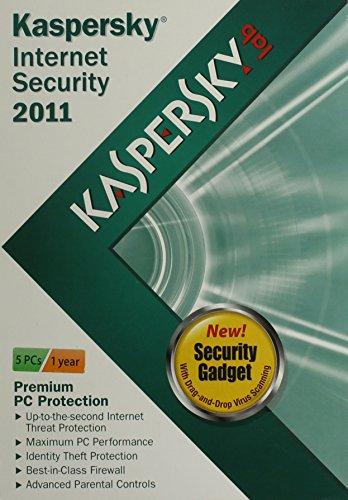 Intrnet Sec Home Ed 2011 5U/1Y
