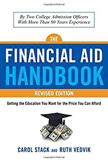Book Cover: The Financial Aid Handbook, Revised Edition: Getting the Education You Want for the Price You Can Afford