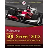 Professional Microsoft SQL Server 2012 Analysis Services with MDX and DAX