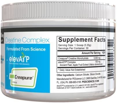 Pescience Trucreatine , 30 Serving, Creatine Blend