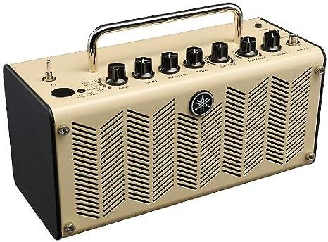 YAMAHA THR5H - Amplificador de Guitarra de 10W, Marfil: Amazon ...