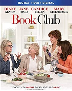 Cover Image for 'Book Club [Blu-ray + DVD + Digital]'