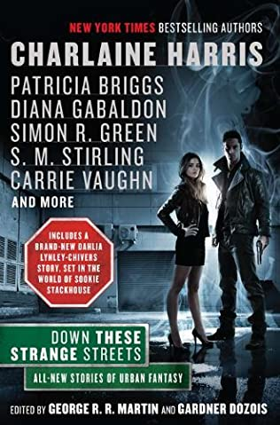 book cover of Down These Strange Streets