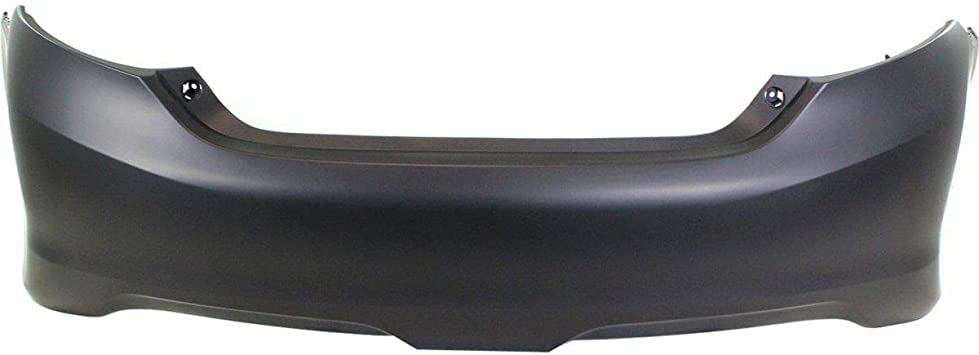 NEW Painted To Match Rear Bumper Cover Replacement for 2012-2014 Toyota Camry