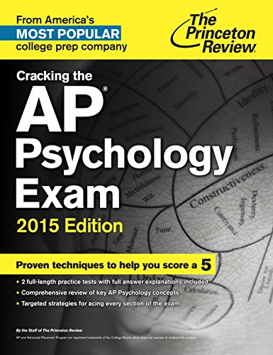 The Princeton Review Cracking the AP Psychology Exam (2015) [Princeton Review]