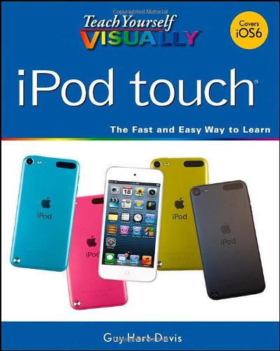 Price comparison product image Teach Yourself VISUALLY iPod touch