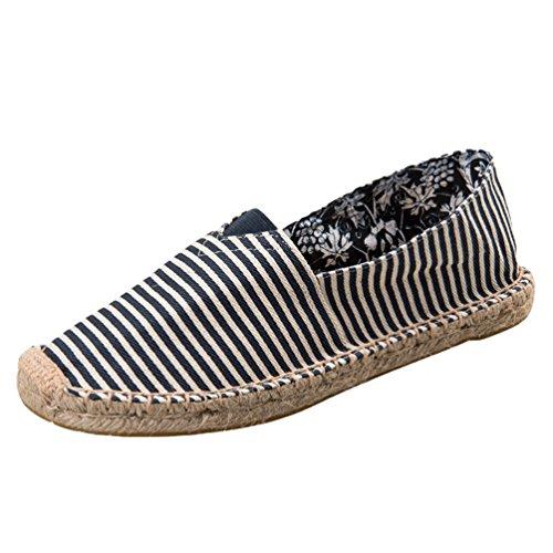 Confort Hommes Loafers Femmes Comme Décontractée Mode Chaussures Image5 Dooxi Plat Amoureux Espadrilles Zw8fxfqH
