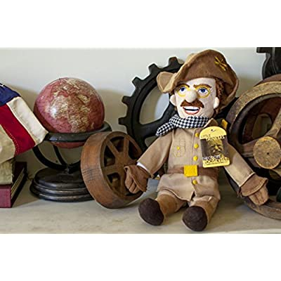 The Unemployed Philosophers Guild Theodore Roosevelt Little Thinker - 11