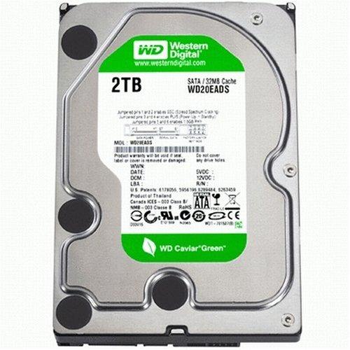 western digital green 2tb - 3