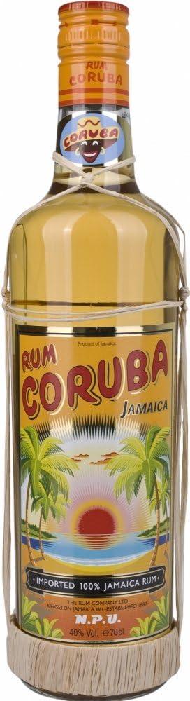 Coruba Rum (1 x 0.7 l): Amazon.es: Alimentación y bebidas