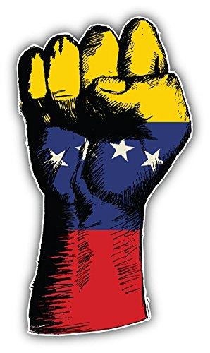 venezuela-world-flag-hand-sketch-art-decor-bumper-sticker-3-x-6
