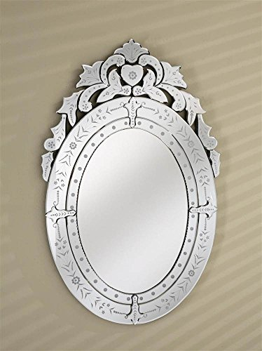 Venetian Dressing Table Mirror - 5