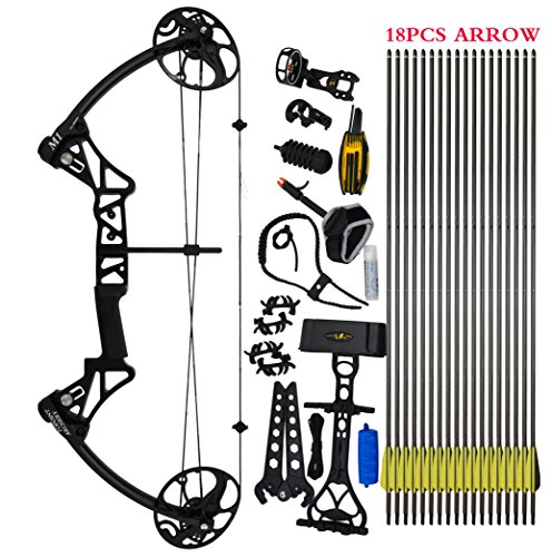 FBA-service-Compound-Bow-PackageM119-30-Draw-Length19-70Lbs-Draw-Weight320fps-IBO