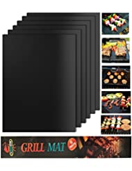 Looch Gold Grill Mat Set of
