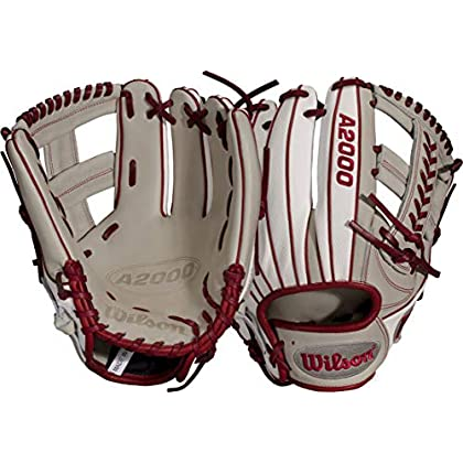 Image of Baseball Mitts Wilson A2000 SUPERSKIN 1785 11.75IN BB Glove 17H