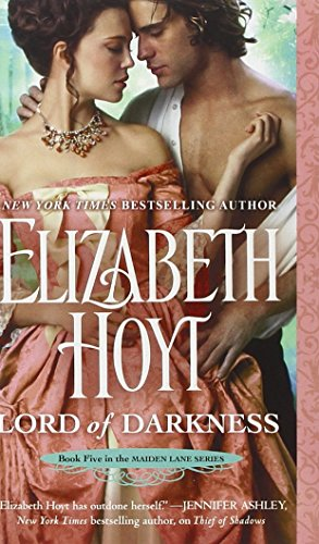 Lord of Darkness (Maiden Lane, Book 5)